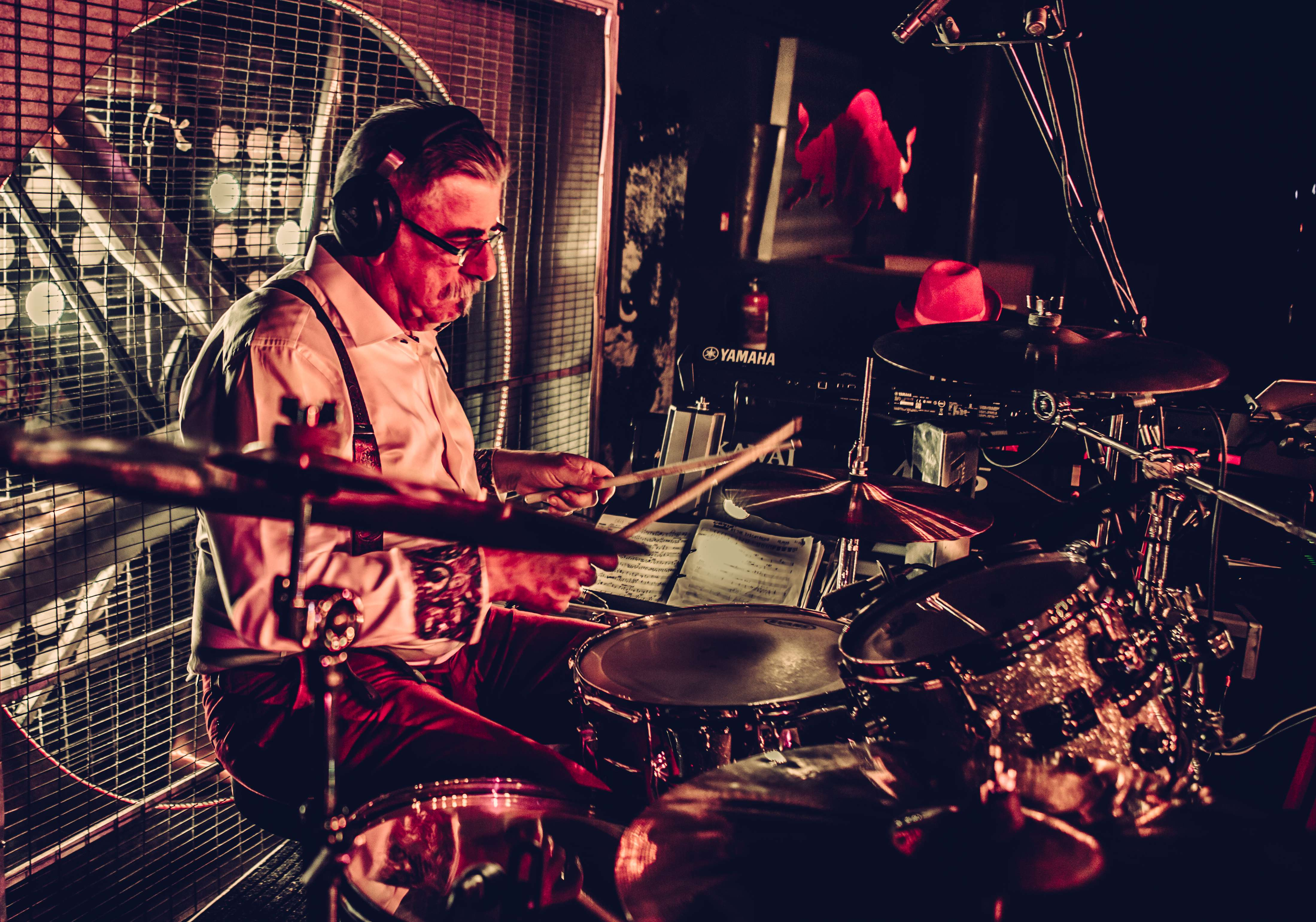 Marc Sterken aka Marc Zappa/ Papazappa (Drums)